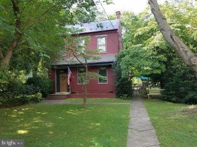Millersville Single Family Home For Sale: 131 W Frederick Street