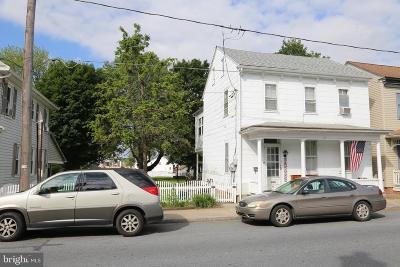 Manheim Multi Family Home For Sale: 20-22 N Charlotte Street