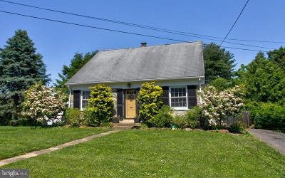 Millersville Single Family Home For Sale: 20 N Duke Street