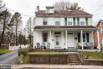 Millersville Single Family Home Under Contract: 27 N Prince Street