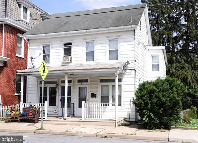 Ephrata Multi Family Home For Sale: 319 N State Street