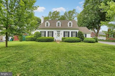 Lancaster County Single Family Home For Sale: 1563 Hillcrest Avenue