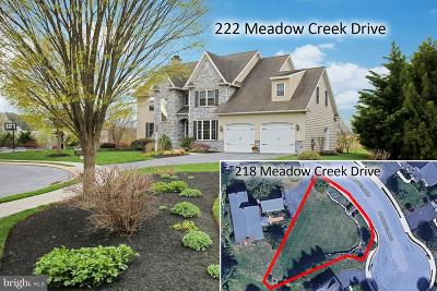 Landisville Single Family Home For Sale: 222 And 218 Meadow Creek