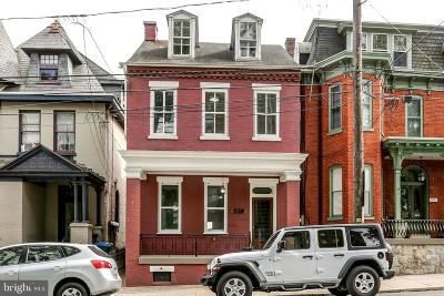 Lancaster Single Family Home For Sale: 338 W Chestnut Street