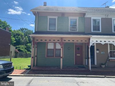 Single Family Home For Sale: 37 W Walnut Street