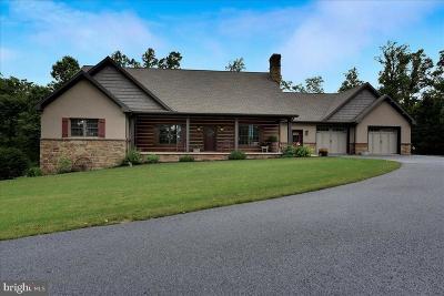 Lancaster County Single Family Home For Sale: 1243 Swamp Bridge Road