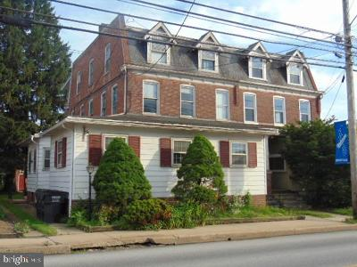 Quarryville Multi Family Home For Sale: 117 E State Street