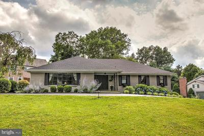 Lancaster Single Family Home Under Contract: 1400 Meadowbrook Road