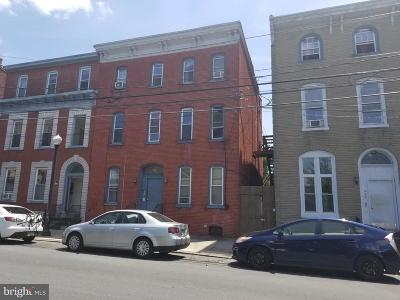 Lancaster Multi Family Home For Sale: 438-442 E King Street