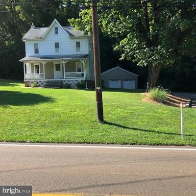 Single Family Home For Sale: 201 Pequea Boulevard
