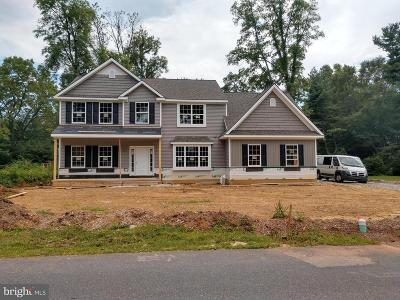 Single Family Home For Sale: 1540 Eden Road