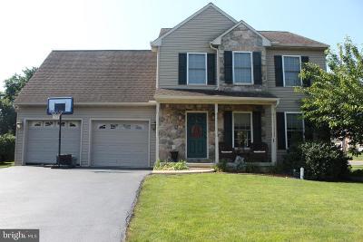 Lancaster Single Family Home For Sale: 1 Katie Lane