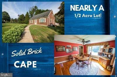 Lancaster Single Family Home For Sale: 138 W Roseville Road