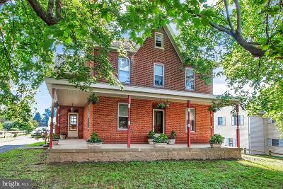 Single Family Home For Sale: 2811 Willow Street Pike
