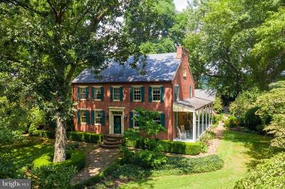 Single Family Home For Sale: 1632 Old River Road