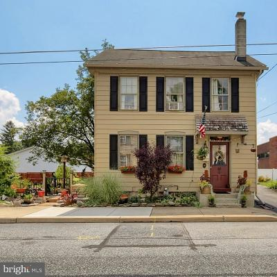 Mount Joy Single Family Home For Sale: 62 W Donegal Street