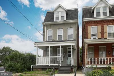 Lancaster Multi Family Home For Sale: 454 E Ross Street