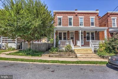 Lancaster County Townhouse For Sale: 538 Ruby Street