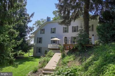 Single Family Home For Sale: 715 Fruitville Pike