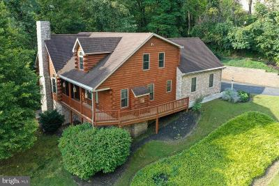 Single Family Home For Sale: 101 Roundtop Drive