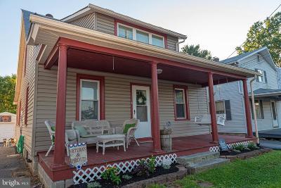 Single Family Home For Sale: 3526 Main Street