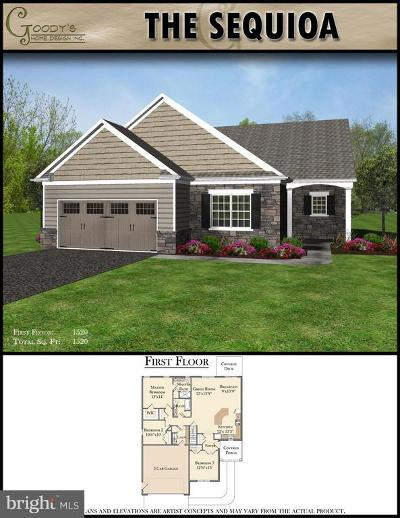Single Family Home Under Contract: 503 Madison Way #LOT 23