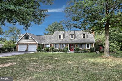 Single Family Home For Sale: 1400 Cider Press Road