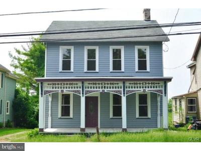 Single Family Home For Sale: 2984 Mauch Chunk Road