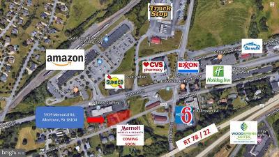 Residential Lots & Land For Sale: 5939 Memorial Road