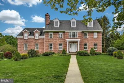Single Family Home For Sale: 2712 Hampstead Road