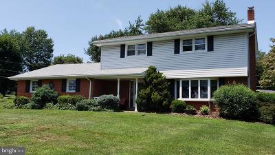 Single Family Home For Sale: 5815 Holiday Drive