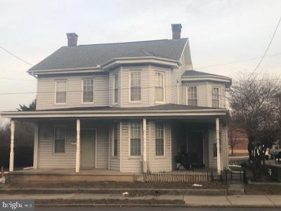Palmyra Multi Family Home For Sale: 227 W Main Street