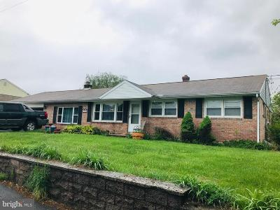 Palmyra Single Family Home For Sale: 101 Bell Road