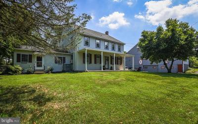 Single Family Home For Sale: 878 Evansburg Road