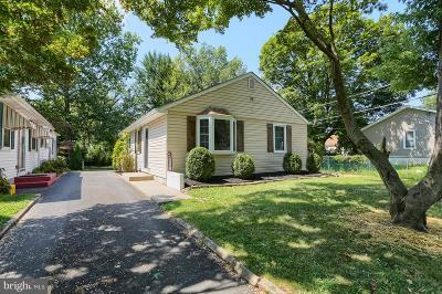 Abington Single Family Home For Sale: 2596 Fernwood Avenue