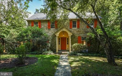 Elkins Park Single Family Home For Sale: 8375 Glen Road