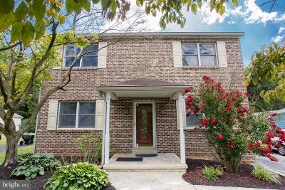 Ambler Single Family Home Active Under Contract: 407 Ellerslie Avenue