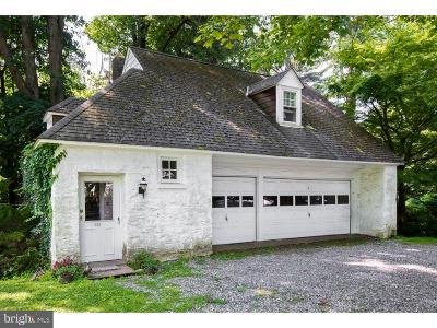 Villanova Single Family Home Active Under Contract: 856 Mount Moro Road