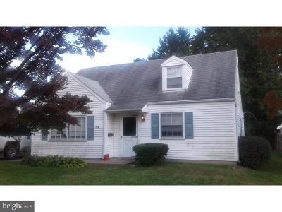 Hatboro Single Family Home For Sale: 114 N Warminster Road