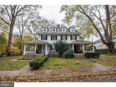 Bala Cynwyd Single Family Home For Sale: 9 Heckamore Road