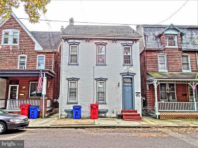 Pottstown Multi Family Home For Sale: 22 Walnut Street