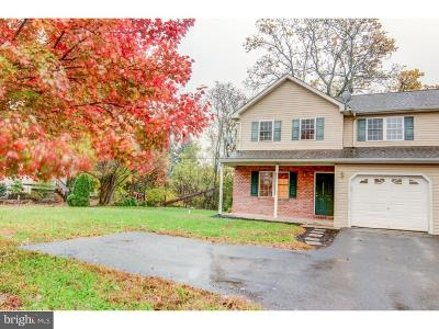Pottstown Single Family Home For Sale: 190 N Pleasantview Road