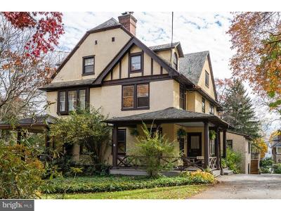 Merion Station Single Family Home For Sale: 650 S Highland Avenue