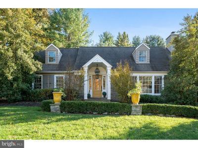 Villanova Single Family Home For Sale: 615 Spruce Lane