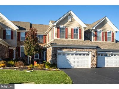 Montgomery County Townhouse For Sale: 73 Iron Hill Way