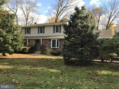 Montgomery County Single Family Home For Sale: 8707 Carlisle Road