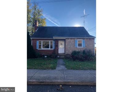 Montgomery County Single Family Home For Sale: 136 S 3rd Street