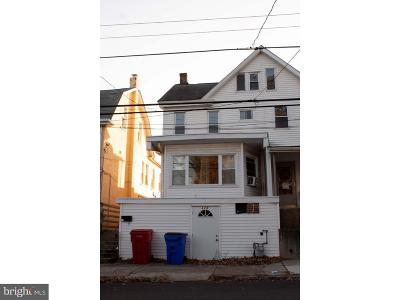 Pottstown Single Family Home For Sale: 430 West Street