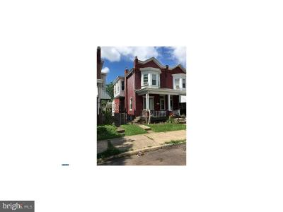 Pottstown Single Family Home For Sale: 46 W 4th Street