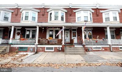 Montgomery County Townhouse For Sale: 1445 Willow Street
